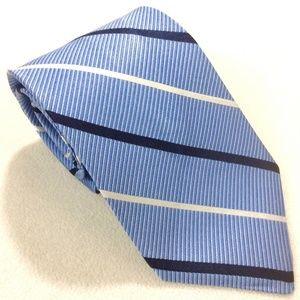 Men's Tommy Hilfiger 100% Silk Necktie Striped